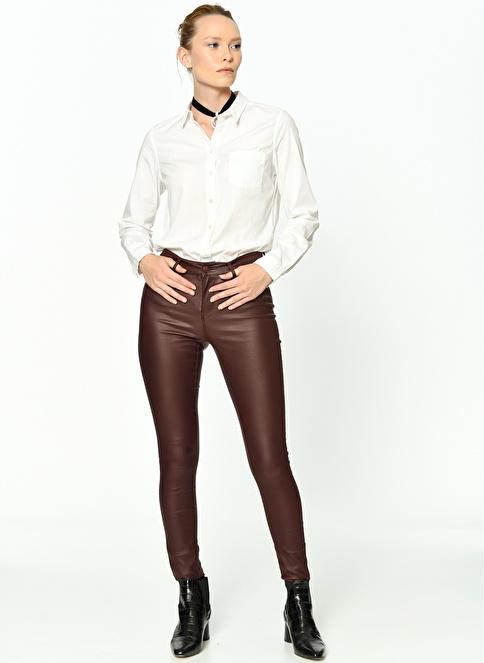 Vero Moda Pantolon Kahve